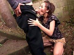 Horny modèle Japonais Ruri Saijou Exotiques JAV censuré Avaler, Gangbang scène