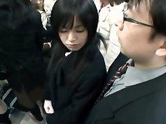 Japansk Avrunkning Metro 02