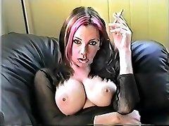 meilleur amateur, gros seins, fumer xxx film