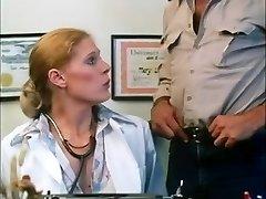 Classic porn movie showing scorching MILF having sex