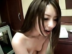 Satou Haruka Asian is fucked in cunt with TokyoBang.com
