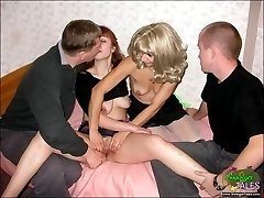 Dirty swingers orgy with no limits
