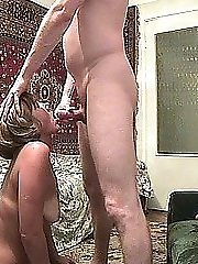 Nude mistresses make guy feel the hardest anguish