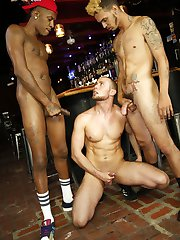 Brendan Phillips, Daddy Cream Deepdicc at Blacks On Boys - The Leader In Gay Interracial Sex