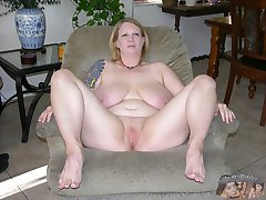 BBW Model With Big Natural Tits And A Plump Juicy Ass - Cassie Model