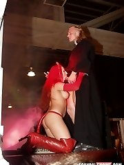 High quality videos and pictures from world wide sex shows