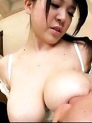 Sena Minami busty doll loves having her hard BigTitsTokyo.com