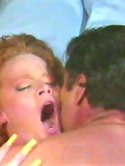 Lisa DeLeeuw busty star cock slammed hard
