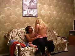 Sexy MILF bangs a lucky teen
