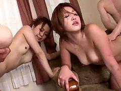 Nyári Lányok 2009 Doki Ona Darake nem Ero Bikini Taikai vol 2 - Jelenet 1