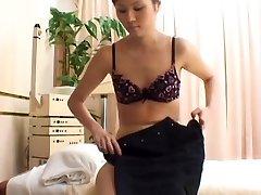 Medical footage of japanese couple having hardcore orgy