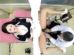 النسائي الفحص Spycam فضيحة 2