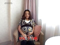 Exotic Japanese woman in Hottest Cunnilingus, Pregnant JAV scene