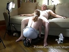 Wifey Agrees To Fellate A Stranger's Cock