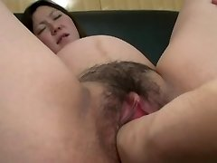 Asian Hefty Pussy Fisting