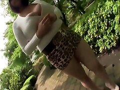Crazy homemade Flashing, Gigantic Tits adult video