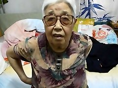 Japanese Grannie