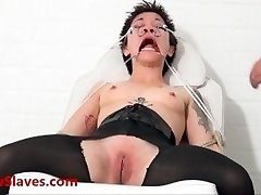 Freaky asian medical bdsm and oriental Mei Maras extreme doctor fetish