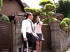 Outstanding Japanese girl Risa Murakami in Naughty small tits, oldie JAV scene
