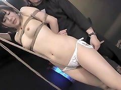 Incredible Japanese hoe in Hottest Fetish, Bondage & Discipline JAV clip