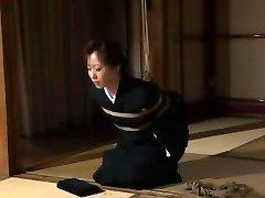 Kimono Yukata restrain bondage