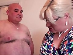Bear, Dad, Bbw threesome