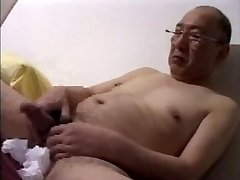 Chinese old man 114