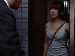 Esotici Giapponese puttana Satomi Nomiya, Izumi Harunaga, Haruna Ayane in più caldo vecchietto, college JAV scena