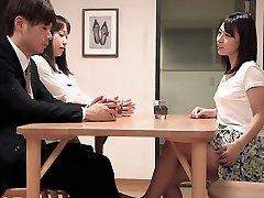 Sana Mizuhara i Hemmafru Sana Vill att Hennes Vänner Make - MilfsInJapan