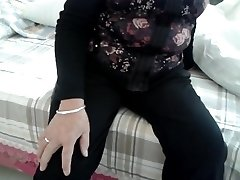 another Amateur Asian Granny