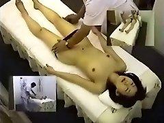Hidden Cam Massaggi Asiatici Masturbarsi Giovane Giapponese Teen Paziente