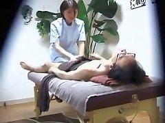 Giapponese Massaggiatrice