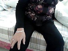 One more Amateur Asian Grannie