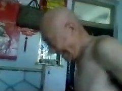 Fucking a Asian Granny