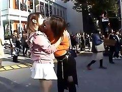 Asian Very Public Lesbians