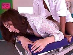 Yuna Shiina in Sexual No Thong Instructor part 2.1