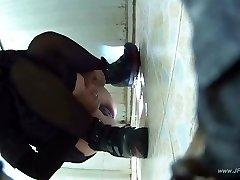 中国の女の子へのトイレです。30