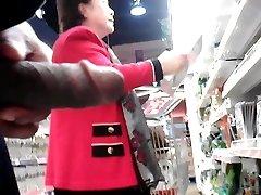 韓国MILF flash