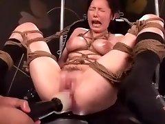 Chinese AV Porn Boinking Machine Maturbation (DXHK003) Ayuka Chisato