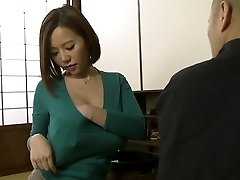 Ruri Saijou in Love Father In Law More Than Husband part 1.2