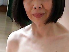 Asian Mature with Splendid Nipples