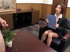 Awesome Japanese whore Akari Asahina in Best CFNM, Cumshots JAV video