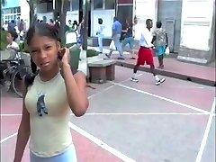 Dominican-thai schoolgirl students compilation