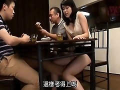 Furry Asian Snatches Get A Gonzo Banging