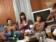Chinese Swinger Soiree