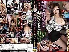 Le meilleur Japonais de salope Marina Aoyama en Fou cunnilingus, gangbang JAV vidéo