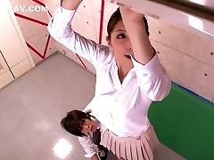 Hina Akiyoshi in Sensuous No G-string Teacher part 2.1