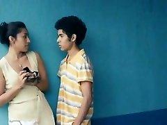 thai vieux et adolescent