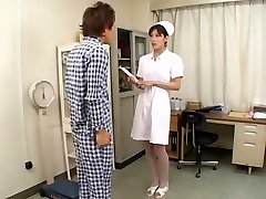 Perfect Asian Nurse ORAL JOB CIM