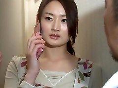 הכי המודל היפני ריסה מורקמי ב חרמנית ציצים קטנים JAV הסרט